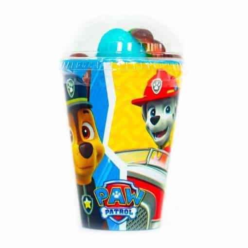 Paw Patrol Sweet Cup with Jellies & Mallow