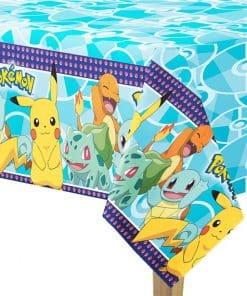Pokémon Plastic Tablecover