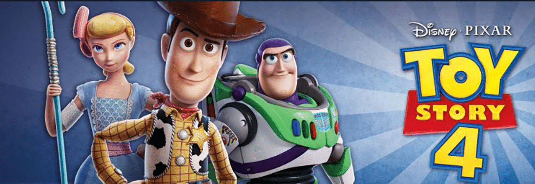 Toy Story 4 in stock - Toy Story 4 Party Decorations, Banners & Paper Plates. Toy Story 4 party bag fillers.