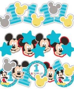 Baby Mickey Fun One Confetti