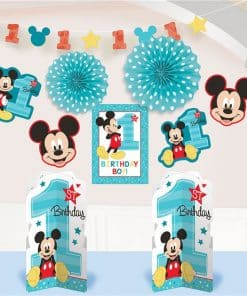 Baby Mickey Fun One Room Decorations