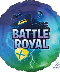 Battle Royal Party Foil Balloon