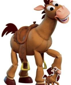 Disney Toy Story 4 Bullseye Cardboard Cutout