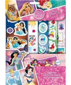 Disney Princess Sticker Set