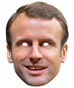 Emmanuel Macron Mask