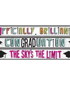Graduation Paper Banners