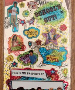 High School Musical 2 Stickers