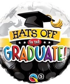 Hats off to the Graduate Balloon