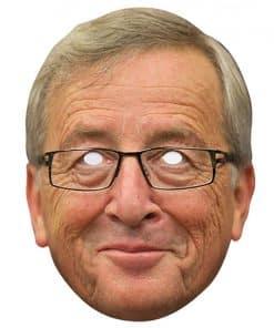 Jean-Claude Junker Mask