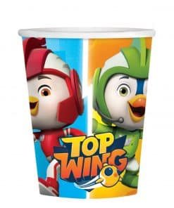Top Wing Paper Cups