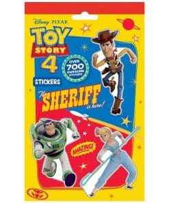 Toy Story 4 Sticker Pad