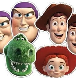Toy Story Masks