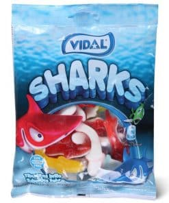 Vidal Sharks Sweets