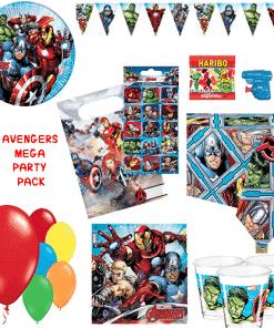 Avengers Mega Party Pack
