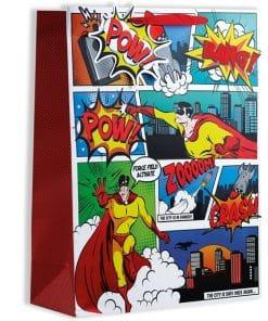 Comic Hero Gift Bag