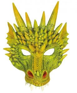Dragon Half Face Mask