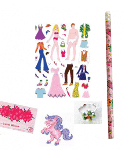 60 Piece Fashion Party Bag Fillers Pack