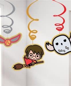 Harry Potter Hanging Swirls