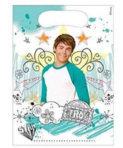 High School Musical Troy Loot Bags