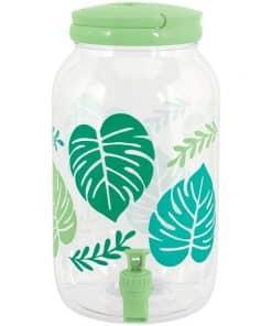 Jungle Palm Drink Dispenser