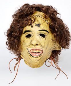 Leatherface Texas Chainsaw Massacre Mask
