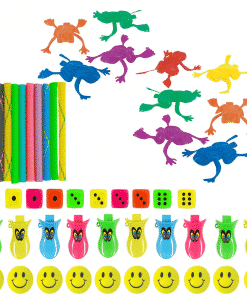 50 Piece Party Bag Fillers Toys Bundle for Kids