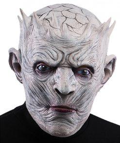 Night Man Latex Mask