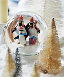Penguin Parade Snow Globe