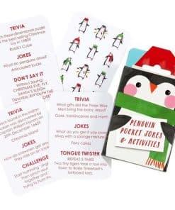 Penguin Parade Trivia Game