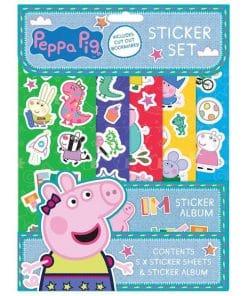 Peppa Pig Sticker Set