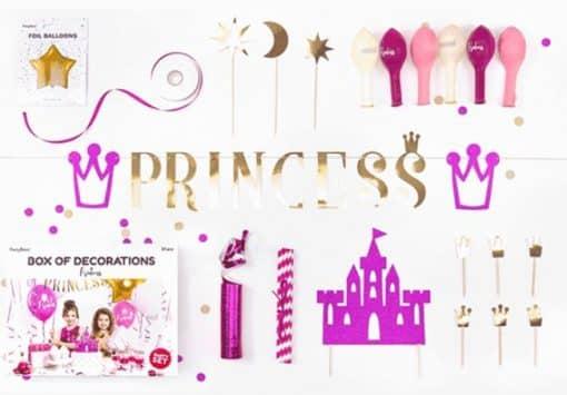 Princess Party Decoration Kit 1