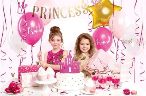 31 Piece Princess Party Decoration Kit