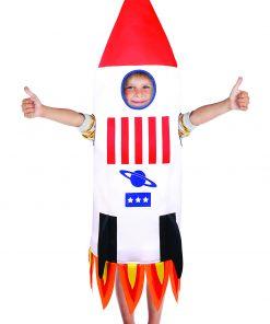 Rocket Ship Costume