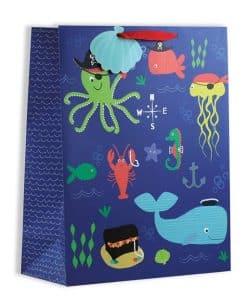 Sea Treasure Gift Bag