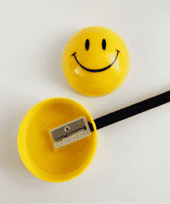Smiley Man Pencil Sharpener