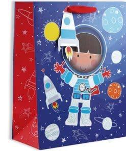 Spaceman Gift Bag - Extra Large