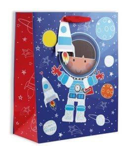 Spaceman Gift Bag