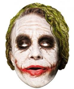 The Joker The Dark Knight Mask