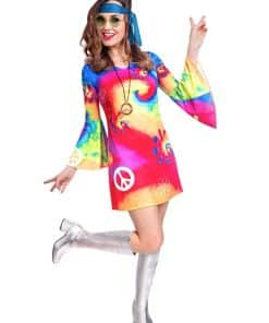 60s Free Spirit Adult Costume