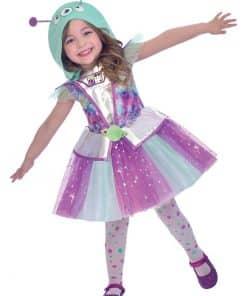 Adorable Alien Child Costume
