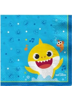 Baby Shark Napkins