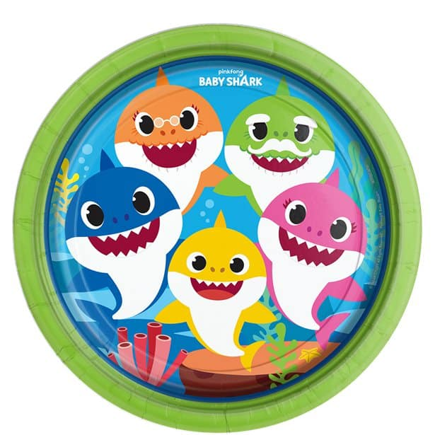 Baby Shark Party Supplies, Decorations & Balloons