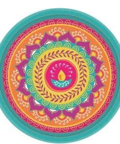 Diwali Paper Plates