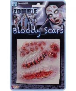 FX Zombie Scars