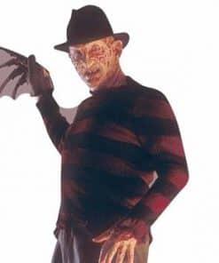 Halloween Freddy Krueger Lifesize Cardboard Cutout