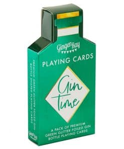 Gin Themed Playing Cards