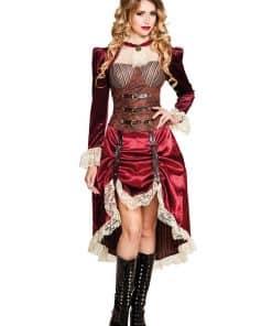 Lady Steampunk Adult Costume