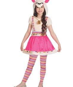 Lovely Llama Child Costume