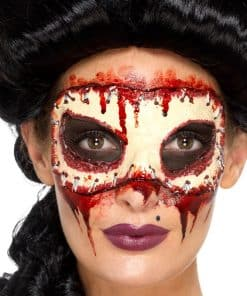 Masquerade Face-Off Prosthetic