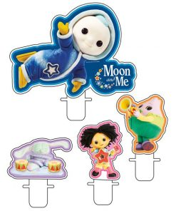Moon and Me Candle Set